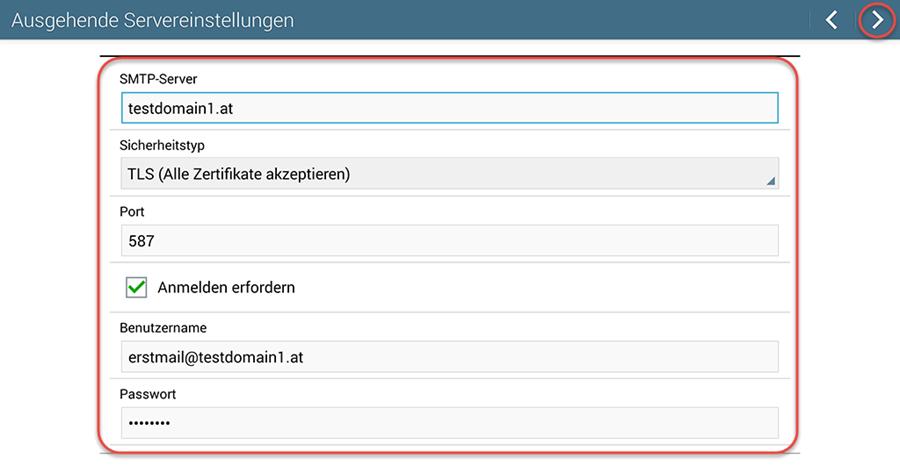 Android | netstorage - Hosting und Domains